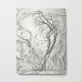 Emergence Metal Print