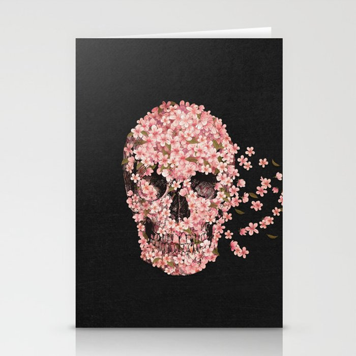 A Beautiful Death  Stationery Cards