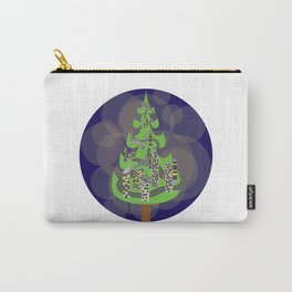 Tree City Carry-All Pouch