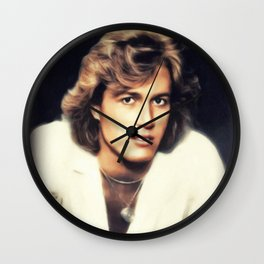 Andy Gibb, Music Legend Wall Clock