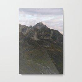 Talkeetna Range, Alaska Metal Print