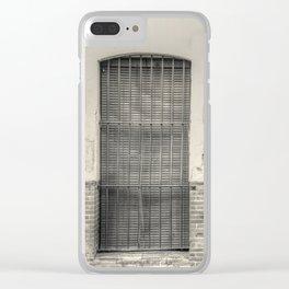 Windows #6 Clear iPhone Case