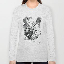 Aquatic Situation Long Sleeve T-shirt