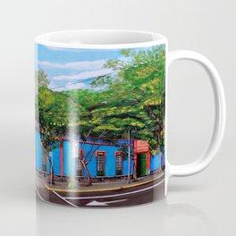 EL Museo Azul Coffee Mug
