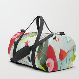 my summer garden Duffle Bag