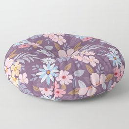 Roses 7780 Floor Pillow