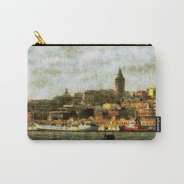 Gorgeous Istanbul Carry-All Pouch