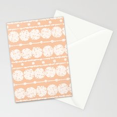 perfect peach Stationery Cards