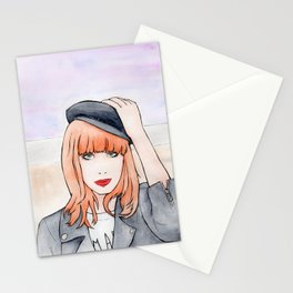 Miss P. Stationery Cards