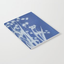 Cyanotype No. 1 Notebook