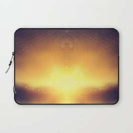 welcome to the dream gate. ayahuasca trip Laptop Sleeve