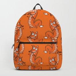 Dragon Fox Backpack