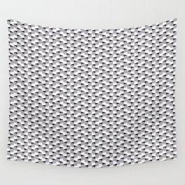 Cubic Perspective Wall Tapestry
