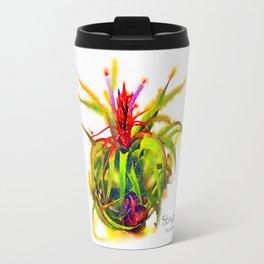 Tillandsia Streptophylla Air Plant Travel Mug