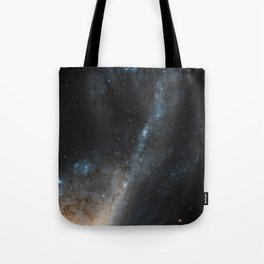 Starbursts in Virgo - The Beautiful Universe Tote Bag