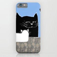 Frisky the Cat Slim Case iPhone 6s