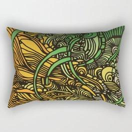 POOR RICHARD'S LAST PROVERB Rectangular Pillow