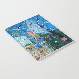Fairy Artist Notebook