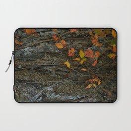 Autumn Textures Laptop Sleeve