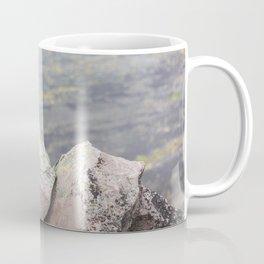 Extremal Groundhog  or King of the Mountain Coffee Mug