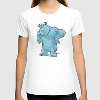 """monsters inc T-shirts featuring Monsters, Inc. 