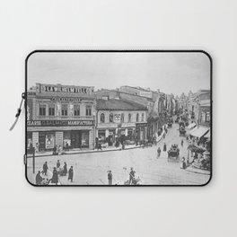 Antoniu Lipscani Laptop Sleeve