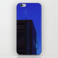 The city at night iPhone & iPod Skin