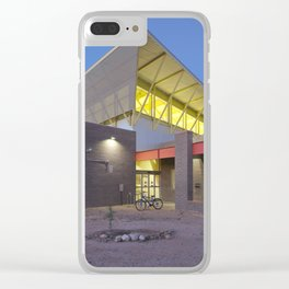 Library Clear iPhone Case