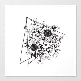 Armonía Canvas Print