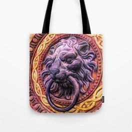 Fierce Welcome Tote Bag