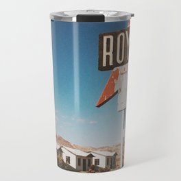 Roy's Retro Motel Travel Mug
