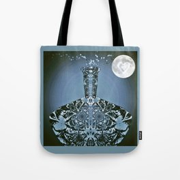Moonlight Madness Tote Bag