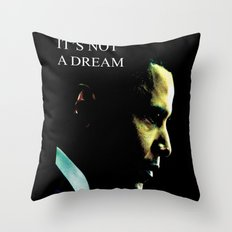 President colors fashion Jacob's Paris it's not a dream Throw Pillow