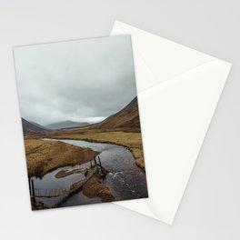 Broken Bridge Valley Mist Stationery Cards
