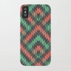 ZigZag 3 iPhone X Slim Case