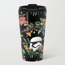 The Floral Awakens Metal Travel Mug