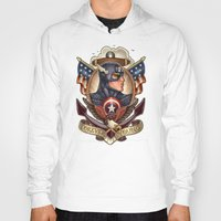 forever young Hoodies featuring FOREVER YOUNG by Tim Shumate