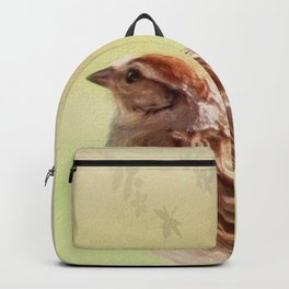 Chipping Sparrow Backpack