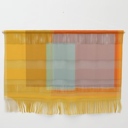 Glass Wall Hanging