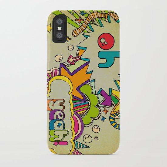 Yeah Yeah! iPhone Case