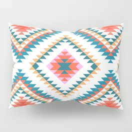 Aztec Rug 2 Pillow Sham