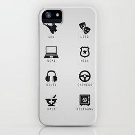 Sense8 Minimalist iPhone Case