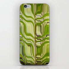 Abstract Germination iPhone Skin