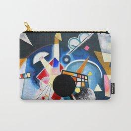 Wassily Kandinsky - A Center 1924 Carry-All Pouch