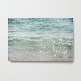 Falling Into A Beautiful Illusion Metal Print
