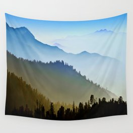 Pritty Day Wall Tapestry
