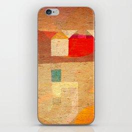 Casitas en España iPhone Skin