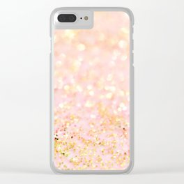 Sweetly Enchanted Clear iPhone Case