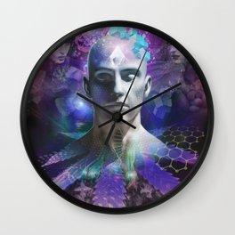 Pothead Wall Clock