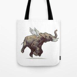 air-elephant Tote Bag